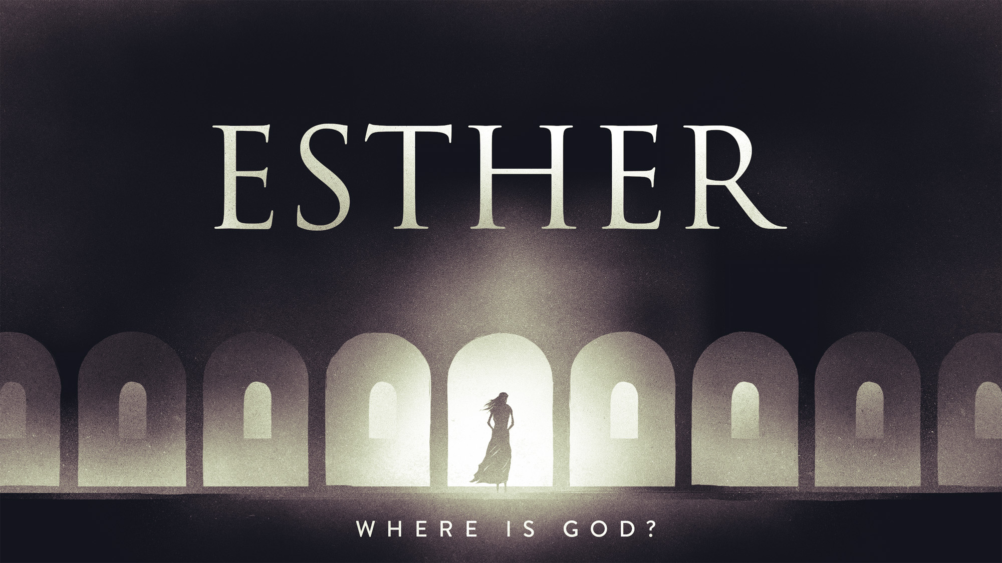 Esther - Where is God?